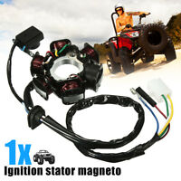 GY6 50 110 150cc 6 Pole Ignition Stator Magneto For Scooter Moped ATV TAOTAO  /