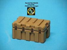 1/16 scale Modern Pelican Box  M-ATV MRAP MaxxPro MRAP M1A1 M1A2 Abrams tank