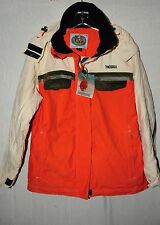 Insulated Waterproof Breathable Winter Ski Jacket Coat by Bombshell NWT Sz Med