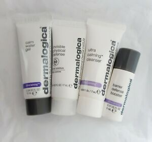 Dermalogica Ultracalming Kit Calm Water, Cleanser, SPF, barrier defense set