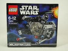 Lego Star Wars Microfighters 75031 Tie Interceptor Neu OVP