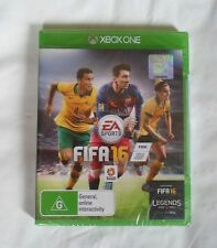 Fifa 16 Ultimate Team Legends UK - Jeu Xbox One (Neuf sous blister) RARE !!!!!!!