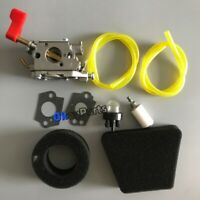 Carburetor For Zama C1U-W32 Poulan PPB32SST PP446ET PPB250E PP46ET Gas Trimmer