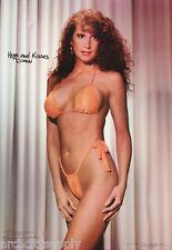 LOT OF 2 POSTERS: DIANN - FAN CLUB OF AMERICA -SEXY FEMALE MODEL #30-405  LC12 J