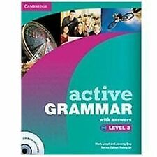Active Grammar Level 3 with Answers [With CDROM] (Mixed Media Product)