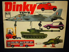Dinky 1974 catalogue 10th edition free shipping 130347