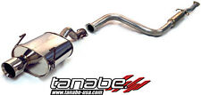 TANABE MEDALION TOURING CAT-BACK EXHAUST 92-95 HONDA DEL SOL