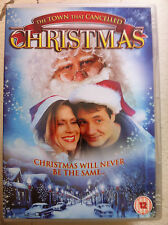 Carol ciudad de Alt THAT CANCELLED CHRISTMAS Estacional Familia Fantasía GB DVD