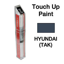 Hyundai OEM Brush&Pen Touch Up Paint Color Code : TAK - Titanium Gray