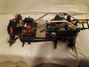 RC modellbau 1:5 benziner