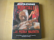 Mutazione mortale La pistola maledettaDVD horror lingua: italiano inglese