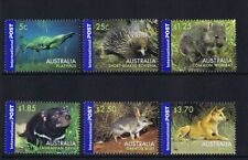 Australian Decimal Stamps 2006 Native Wildlife Set 6, International Post, MNH