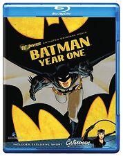 DC UNIVERSE : BATMAN YEAR ONE animated  BLU RAY  - Sealed Region free