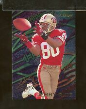 1995 Fleer JERRY RICE Aerial Attack San Francisco 49ers (JY24)