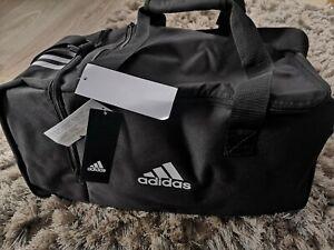 Adidas Tiro Duffel Sports Bags Training Gym Holdall Football Size Small