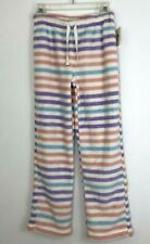 NWT Tucker + Tate Girls Pajama Bottoms Multicolor Striped Kids Youth XL 14 16