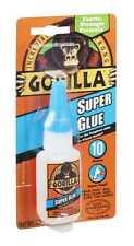 Gorilla Glue 7805001 12 Pack 15 Gram Gorilla Super Glue, Clear