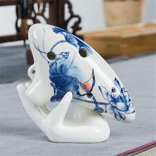 Modern Porcelain Ceramic Air Plant Tillandsia Holder Flower Office Desk Decor JT