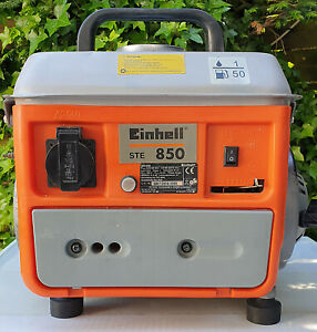 Stromgenerator Einhell STE 850 Notstromaggregat