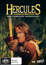 Hercules The Legendary Journeys - Complete Anthology Series 5 Movies DVD