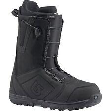 NEW!! 2017 Mens Burton Moto Boots-Sz 9.5-Black