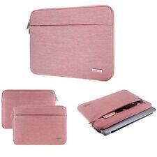 "11 - 12 Inch Laptop Sleeve Slim Case For Apple Macbook Air 11.6"" Chromebook Pink"