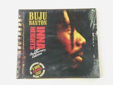 BUJU BANTON - INNA HEIGHT 10th ANNIVERSARY EDITION CD + DVD + SLIPCASE NUOVO!NEW