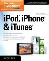 How to Do Everything iPod, iPhone & iTunes, Fifth Edition  VeryGood