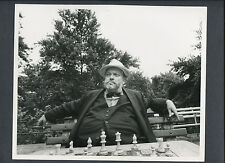 ORSON WELLES PLAYS CHESS - 1971 A SAFE PLACE