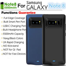 Backup Battery Charger Cover Power Bank Case for Samsung Galaxy S6 Edge G9250