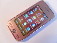 Samsung Tocco S5230 Lite-Sweet Rose (Débloqué) Smartphone Mobile
