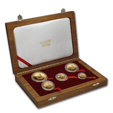 2000 South Africa 5-Coin Gold Krugerrand Proof Set - SKU #63983
