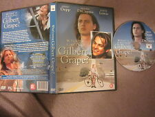 What's eating Gilbert Grape? de Lasse Hallström (Johnny Depp), DVD NL, Comédie