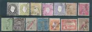 PORTUGUESE INDIA INTERESTING LOT EARLIES USED