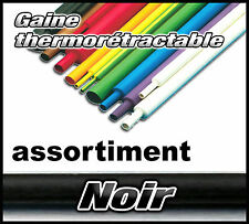 6,9m minimum, assortiment gaine thermorétractable 1,6 - 2,4 - 3,2 - 4,8 et 7mm