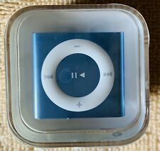 Apple iPod Shuffle 2GB Model A1373 Blue Brand New Never Opened