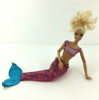 2009 Mattel Barbie Doll Rooted Hair