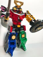DHL First Ship Power Rangers samurai shinkenger DX Shinken-oh Megazord BANDAI