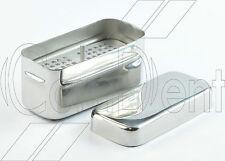 Casella ComDent Dental Endodontico con 72 Fori di supporto inox Endo BOX CE Nuovo