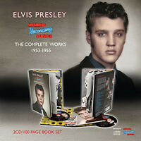 Elvis Presley : Memphis Recording Service: The Complete Works 1953-1955 CD with