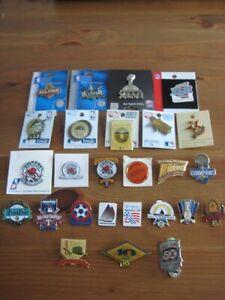 Misc. Lot: Sports Teams & Event Pins-NEW