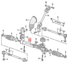 Genuine VW Steering Gear NOS VW Clasico Jetta Corrado Golf Variant 1H1422061DX