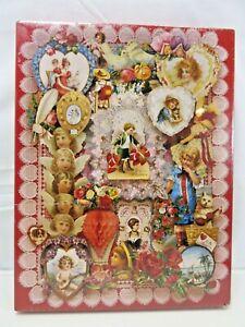 Springbok by Hallmark Jigsaw Puzzle Victorian Valentines 500 Piece