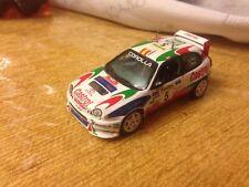 Toyota corolla wrc 1/43 vitesse