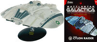 Battlestar Galactica CLASSIC Cylon Raider Ship with Magazine #9 Eaglemoss 2019