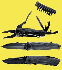 Walther Umarex navaja multi TAC Knife MTK 2 3 multi herramienta con tenazas bitset