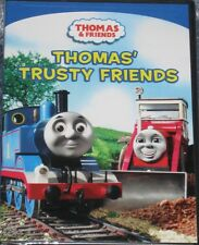 Thomas the Tank Engine & Friends - Thomas' Trusty Friends NEW DVD Free Shipping!