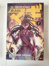 STAR COMICS - THE LABIRINTH OF MAGIC MAGI 7 - SHINOBU OHTAKA -NUOVO DA MAGAZZINO