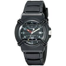CASIO Men Sport Quartz Analog Watch Water Resistant HDA600B-1BV 10-Year Battery