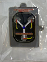 Back TO THE FUTURE BTTF Flux Capacitor DELOREAN CAR COLLECTIBLE Enamel Pin